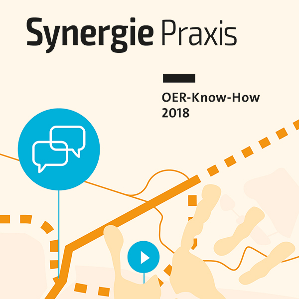Synergie Praxis: OER Know-How 2018